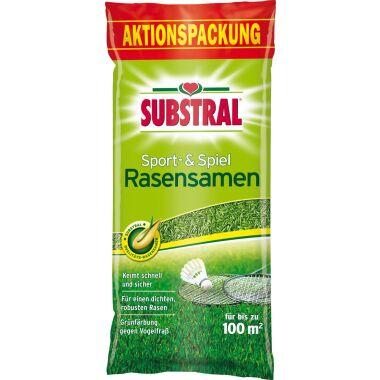 Substral Sport & Spiel Rasensamen 2...