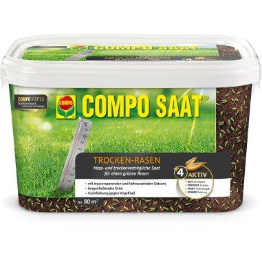 Compo Saat Trocken-Rasen 2 kg für 80 m²
