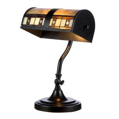 Tischlampe KT4613 im Tiffany-Design