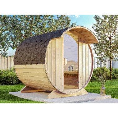 Fass-Sauna Hythe bei Wayfair