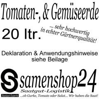 Samenshop 24 - Tomatenerde 20ltr Gemüseerde...