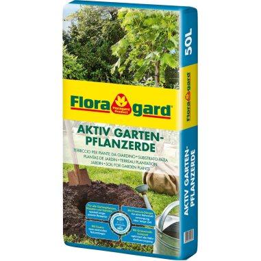 Floragard Aktiv Garten-Pflanzerde 1 x 50 l