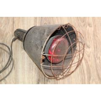 Vintage Rotlichtlampe   Wärmelampe