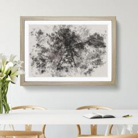 Gartensessel Villanova (inkl. Hocker) - Polyrattan Grau/Textil Grau, Chateau