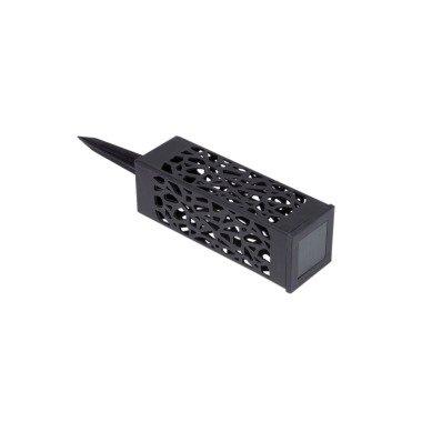 Solarleuchten-Set, 2-tlg. Garden Lights Schwarz