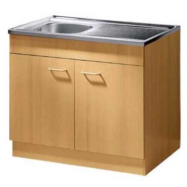 Küchenunterschrank mit Spülbecken...