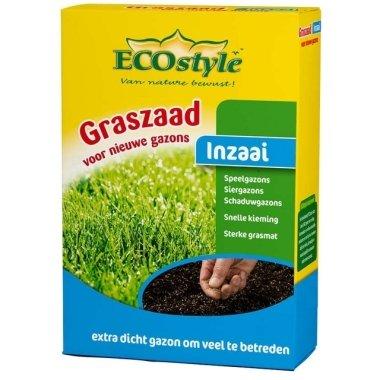Ansaat von Grassamen 500 gr - Ecostyle