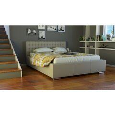 Polsterbett Bett Doppelbett DAMASO 140x200cm...