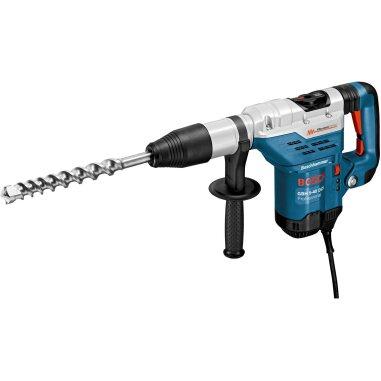 Bosch Professional Bohrhammer GBH 5-40 DCE mit SDS-Max Motorleistung 1.150 W