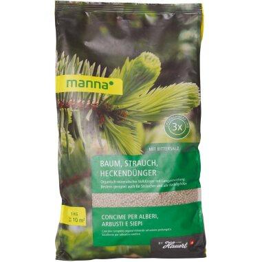 Manna Baum-, Strauch-, Heckendünger 1 kg