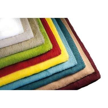 Bio Baumwolldecke kuschelig weich in vielen modischen Farben