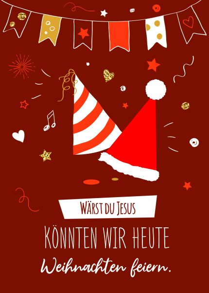 Geburtstag & Weihnachten