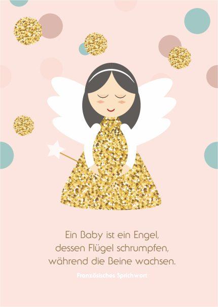 Babys sind Engel