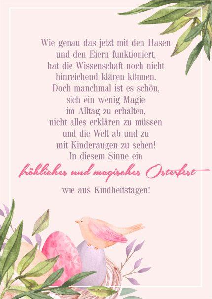 Fröhliches & magisches Osterfest