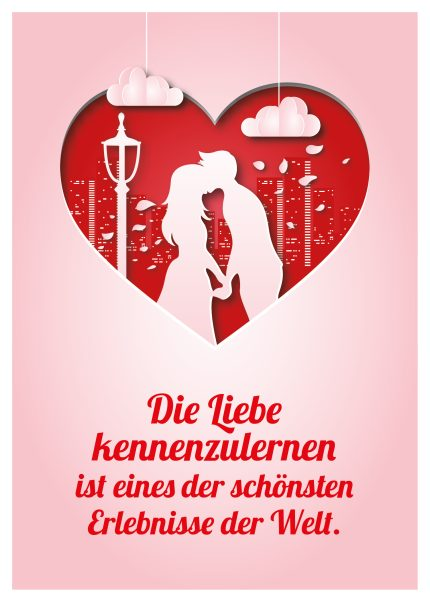Die Liebe ...