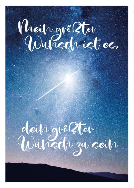 Ein Wunsch