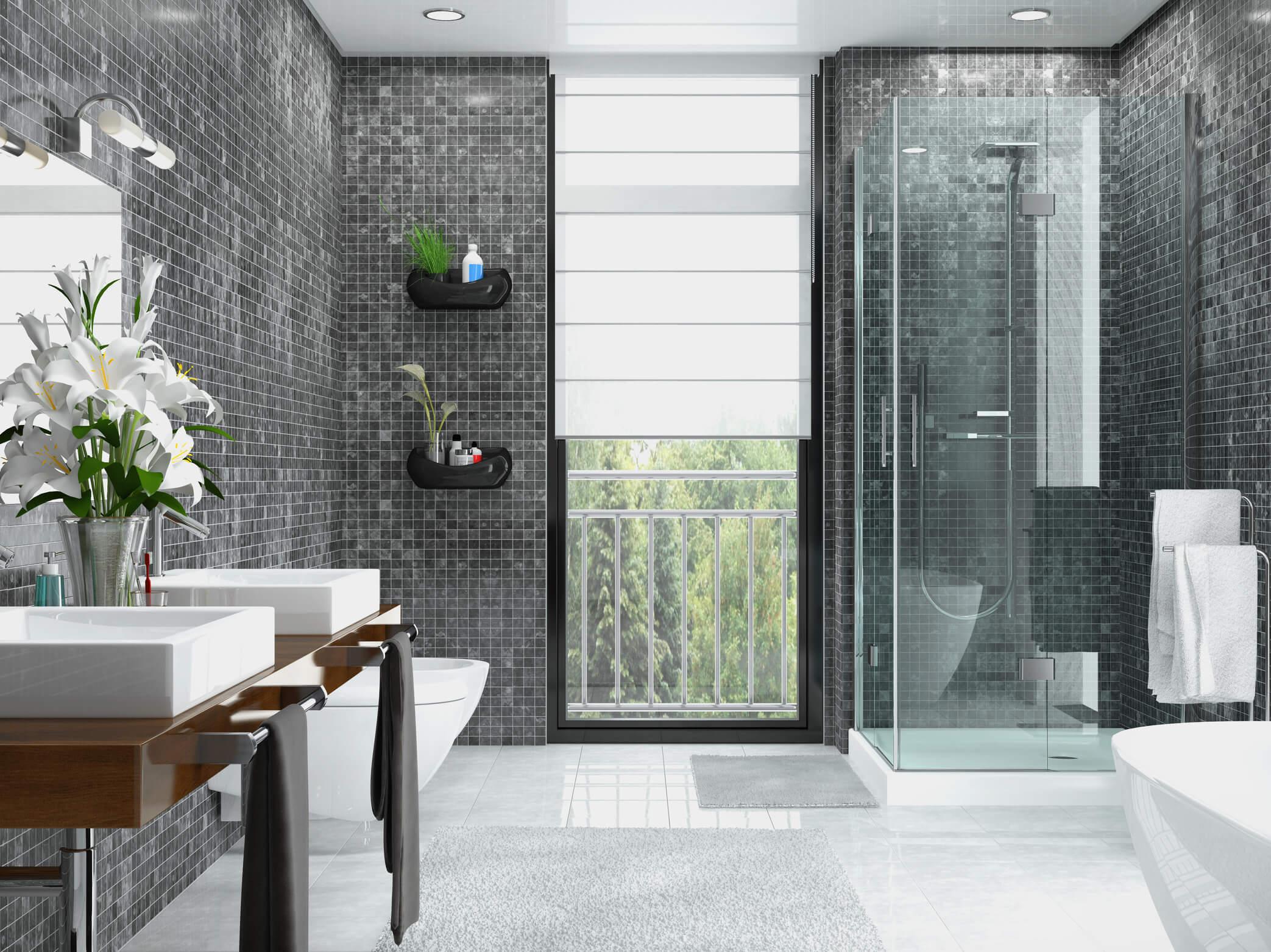 Badezimmer neu gestalten & einrichten: 22 Ideen & Beispiele ...