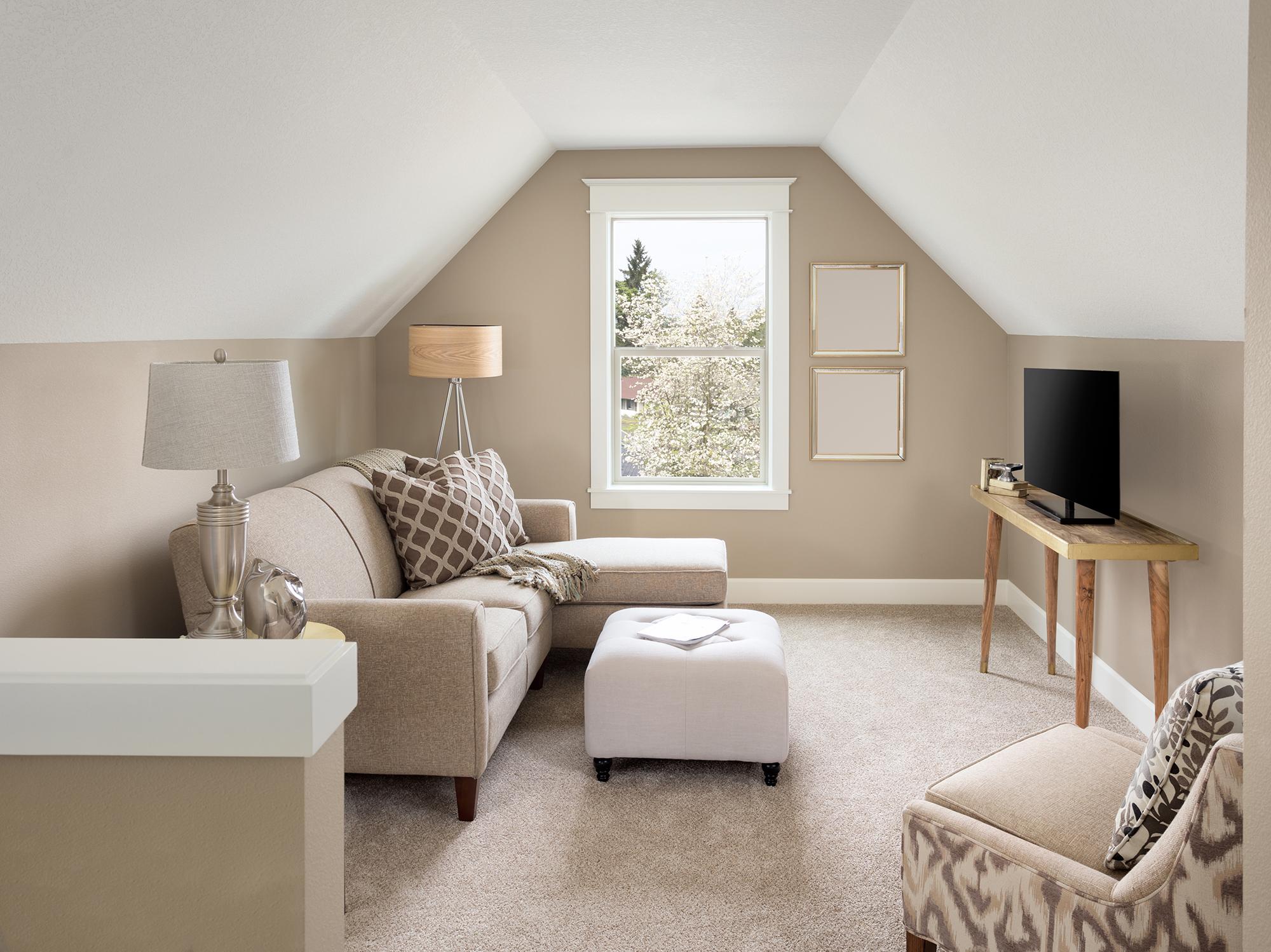 dachzimmer wohnidee  dachkammer im englischen landhausstil