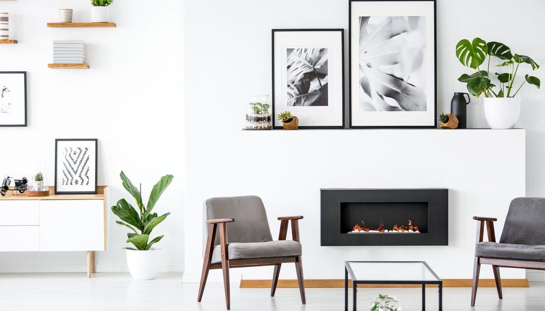 Wandfarbe finden – Top-Ideen zum Gestalten & Kombinieren