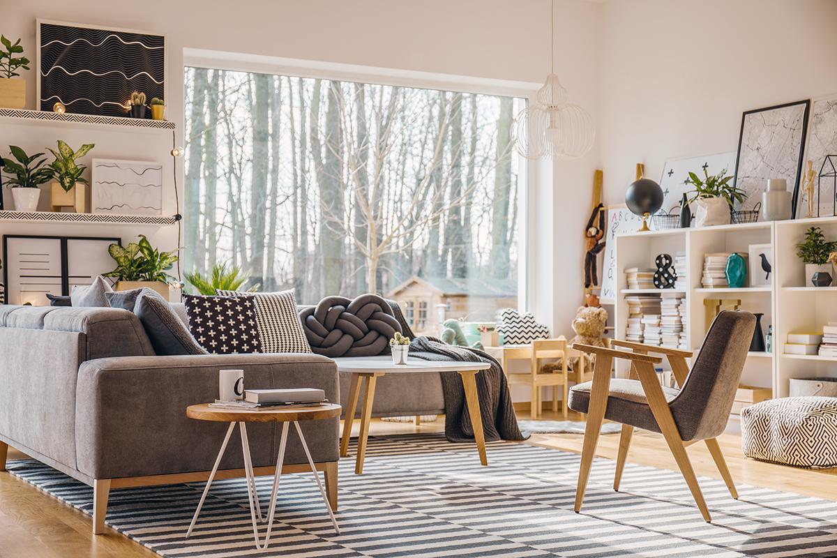 Skandinavisch Wohnen & Einrichten ▷ 9 praktische Tipps für Hyggefans
