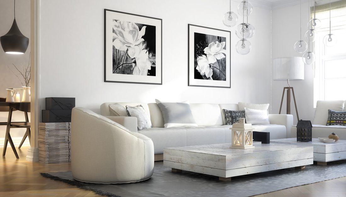 Tipps Fur Die Richtige Wohnzimmer Beleuchtung Direkt Indirekt