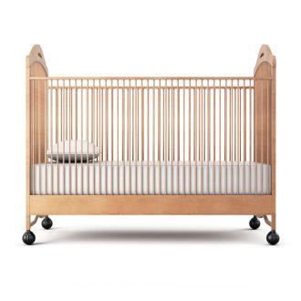 Babybetten mit Rollen