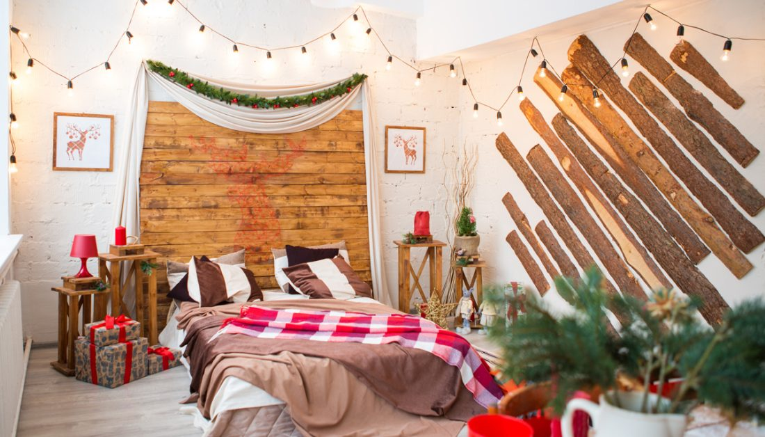 Jugendzimmer Fur Jungs Idee Weihnachtliche Dekoration