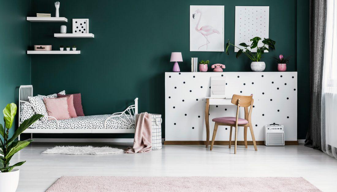 Wand & Decke streichen