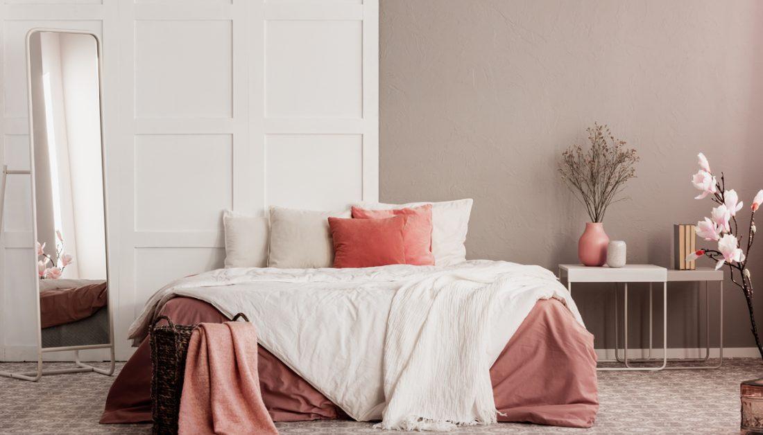 Schlafzimmer Idee Modernes Schlafzimmer Mit Deko