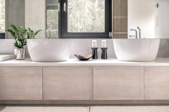 Moderne Badezimmer Ideen Zum Einrichten Gestalten
