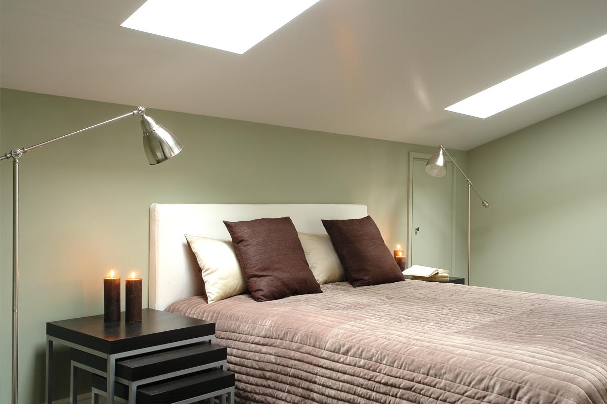 Inspirierend Schlafzimmerbeleuchtung Fotos Von Wohndesign Stil
