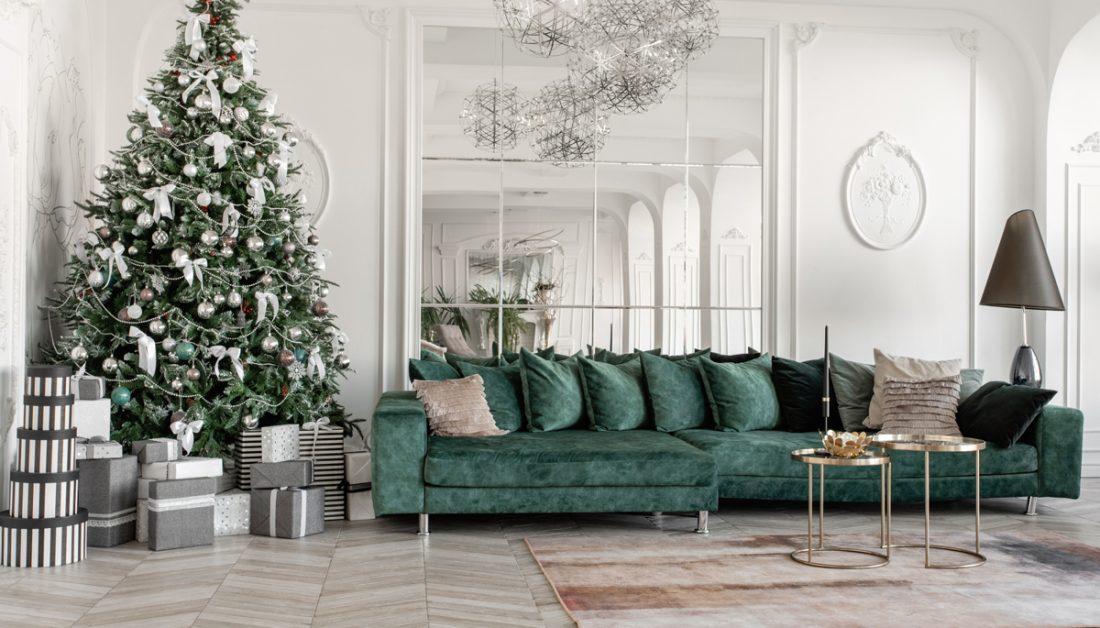 Weihnachtsbaum schmücken ▷ Ideen & Tipps zum Dekorieren
